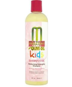 Olive Oil Kids Shampoosie Moisturizing Detangling Shampoo