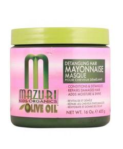 Kids Olive Oil Detangling Hair Mayonnaise Masque
