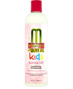 Kids Olive Oil Buttercup Conditioning Oil Moisturizer