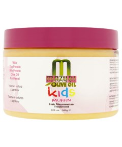 Kids Olive Oil Muffin Hair Mayonnaise Treatment