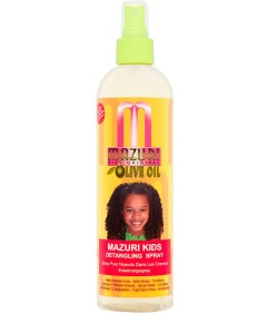 Kids Olive Oil Detangling Spray