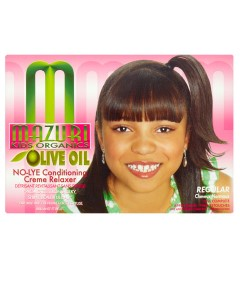 Kids Olive Oil No Lye Conditioning Relaxer