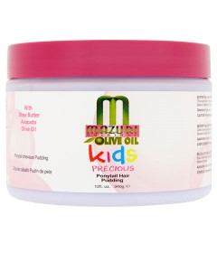 Kids Olive Oil Precious Ponytail Hair Pudding
