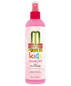 Kids Olive Oil Snookums 3 In 1 Spray Detangler