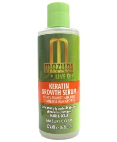 Olive Oil Keratin Growth Serum