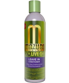 Olive Oil Leave In Conditioner