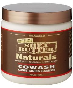 Shea Butter Naturals Cowash Conditioning Cleanser
