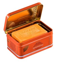 Extreme Active Intense Argan And Carrot Oil Exfoliating Soap