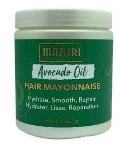 Avocado Oil Hair Mayonnaise