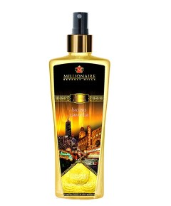 Love In Chicago Luscious Camellia Fragrance Body Mist