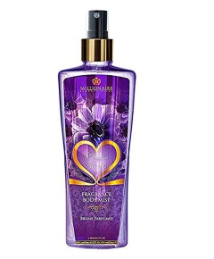 Plumeria Passion Fragrance Body Mist
