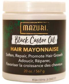 Black Castor Oil Hair Mayonnaise