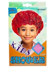Kids Water Proof Shower Cap M2215AST