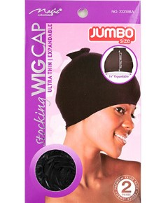 Jumbo Stocking Wig Cap 2225JBLA