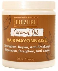 Coconut Oil Hair Mayonnaise