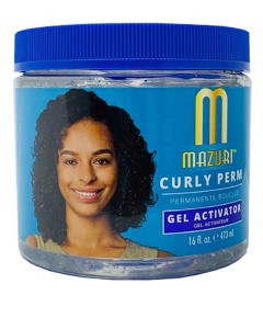 Curly Perm Gel Activator