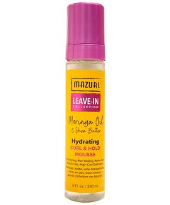 Leave In Collection Hydrating Curl And Hold Mousse