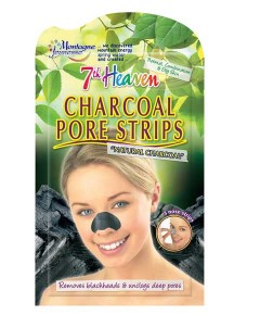 Natural Charcoal Nose Pore Strips