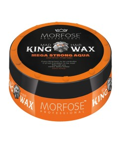Mad King Mega Strong Aqua Hair Wax