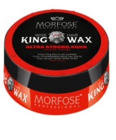 Wise King Ultra Strong Aqua Hair Wax