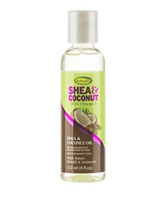Grohealthy Shea And Coconut Oil