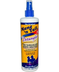 how to use detangler spray