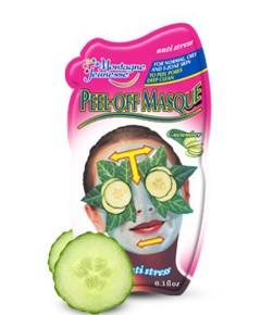 Cucumber Peel Off Face Masque