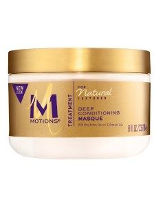 Motions For Naturally Textures Deep Conditioning Masque