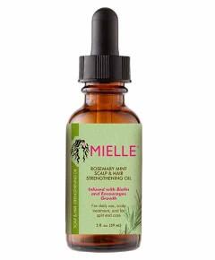 Rosemary Mint Scalp And Hair Strengthening Oil