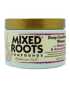 Hydrate Your Curls With Babassu And Avocado Deep Conditioning Masque