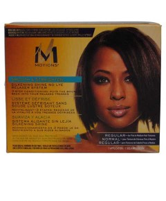Smooth And Straighten No Lye Relaxer System