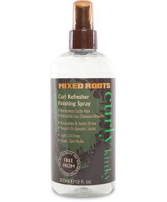 Mixed Roots Curl Refresher Finishing Spray