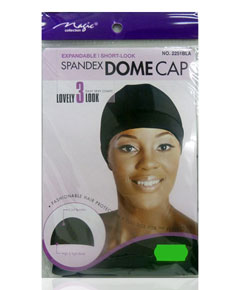 Magic Collection Spandex Dome Cap