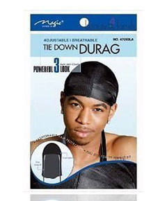 Magic Collection Tie Down Durag