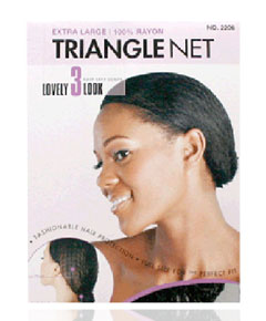 Durags Magic Collection Triangle Net Pakcosmetics