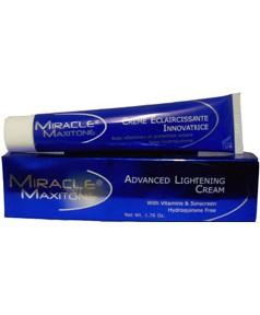 Miracle Maxitone Advanced Cream With Sunscreen
