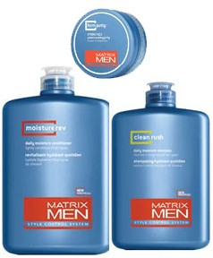 Matrix Men Style Control System GIFT SET
