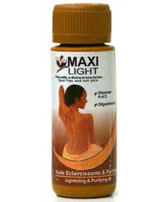 Maxi Light Lightening Purifying Body Oil
