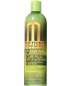 Organics Olive Oil Cure Plus Deep Oil Moisturizer
