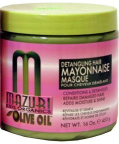 Organics Olive Oil Detangling Hair Mayonnaise Masque
