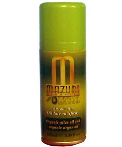 Olive Oil Sheen Spray Travel Size