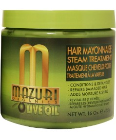 Organics Olive Oil Hair Mayonnaise Steam Treatment