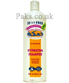 Global Choice pH Balance Hydrating Shampoo
