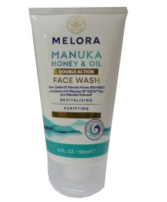 Manuka Honey And Oil Double Action Face Wash