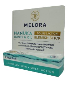 Manuka Honey And Oil Double Action Blemish Stick
