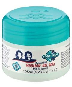Stylin Dredz Maximum Hold Mouldin Gel Wax With Tea Tree Oil