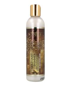 Sof N Free Gold Dust Shimmer Oil Moisturizing Lotion