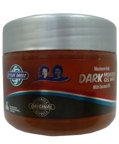 Stylin Dredz Maximum Hold Dark Mouldin Gel Wax With Coconut Oil