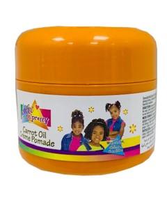 Sof N Free Kids Carrot Oil Creme Pomade