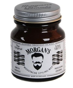 Beard Moustache Styling Wax